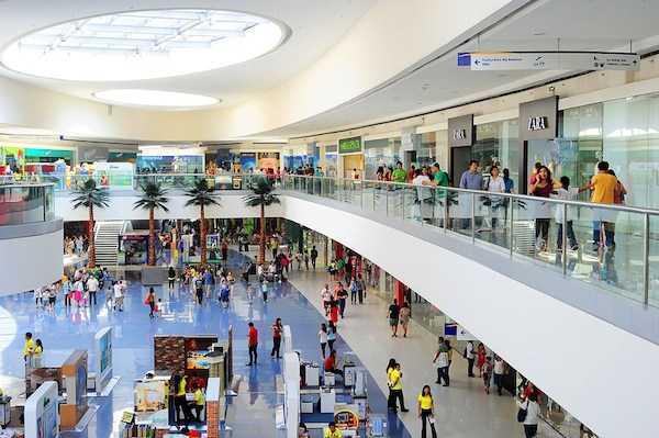 Du lịch SM mall vịnh manila