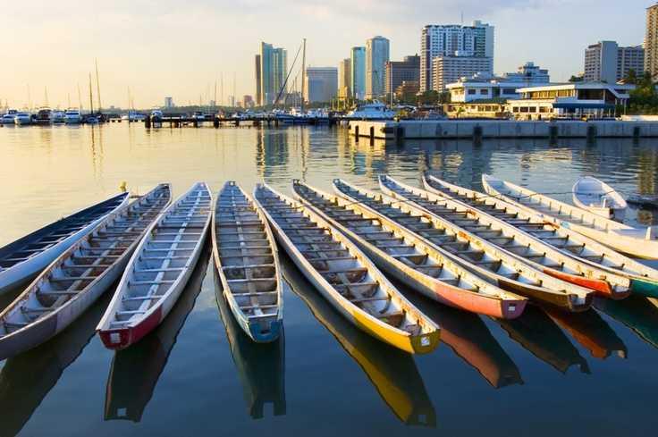 Du lịch vịnh Manila