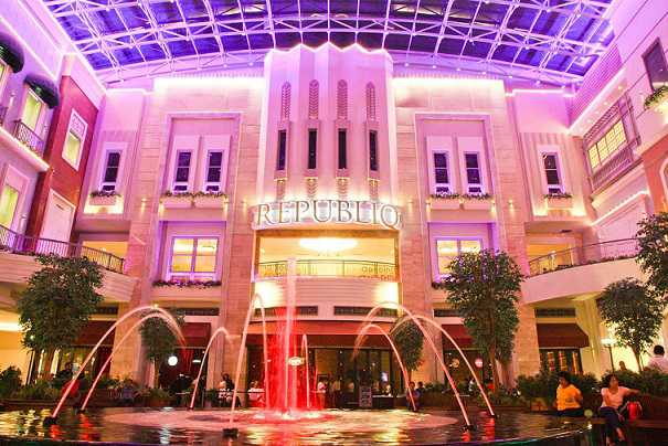 Manila các địa điểm ưa thích resort 6 sao