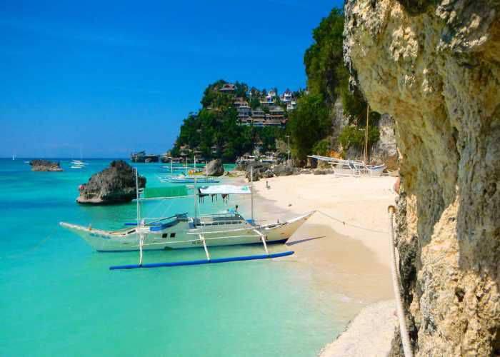 du lịch đến Boracay