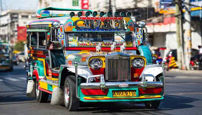 bản đồ du lịch Manila