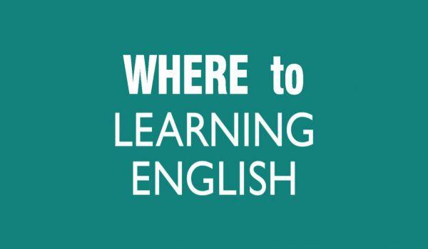 học tiếng Anh du học ở đâu