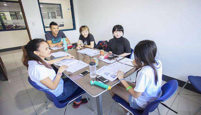 học IELTS ở Philippines với hình thức học hiện đại