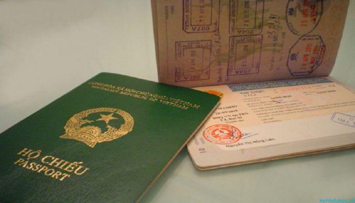 chuẩn bị hộ chiếu khi xin visa đi Philippines