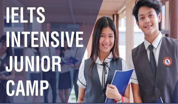 khóa học IELTS Intensive Junior Camp trường SMEAG 2019