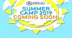 summer camp smeag 2019