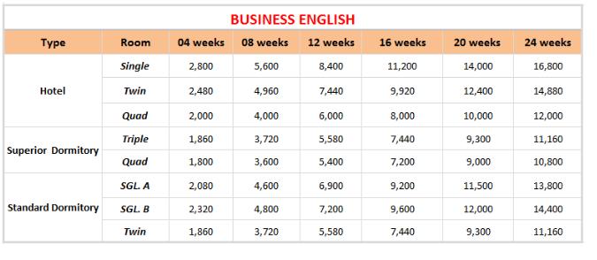 chi-phi-khoa-business-english-truong-anh-ngu-idea-cebu